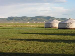 A Ger Camp