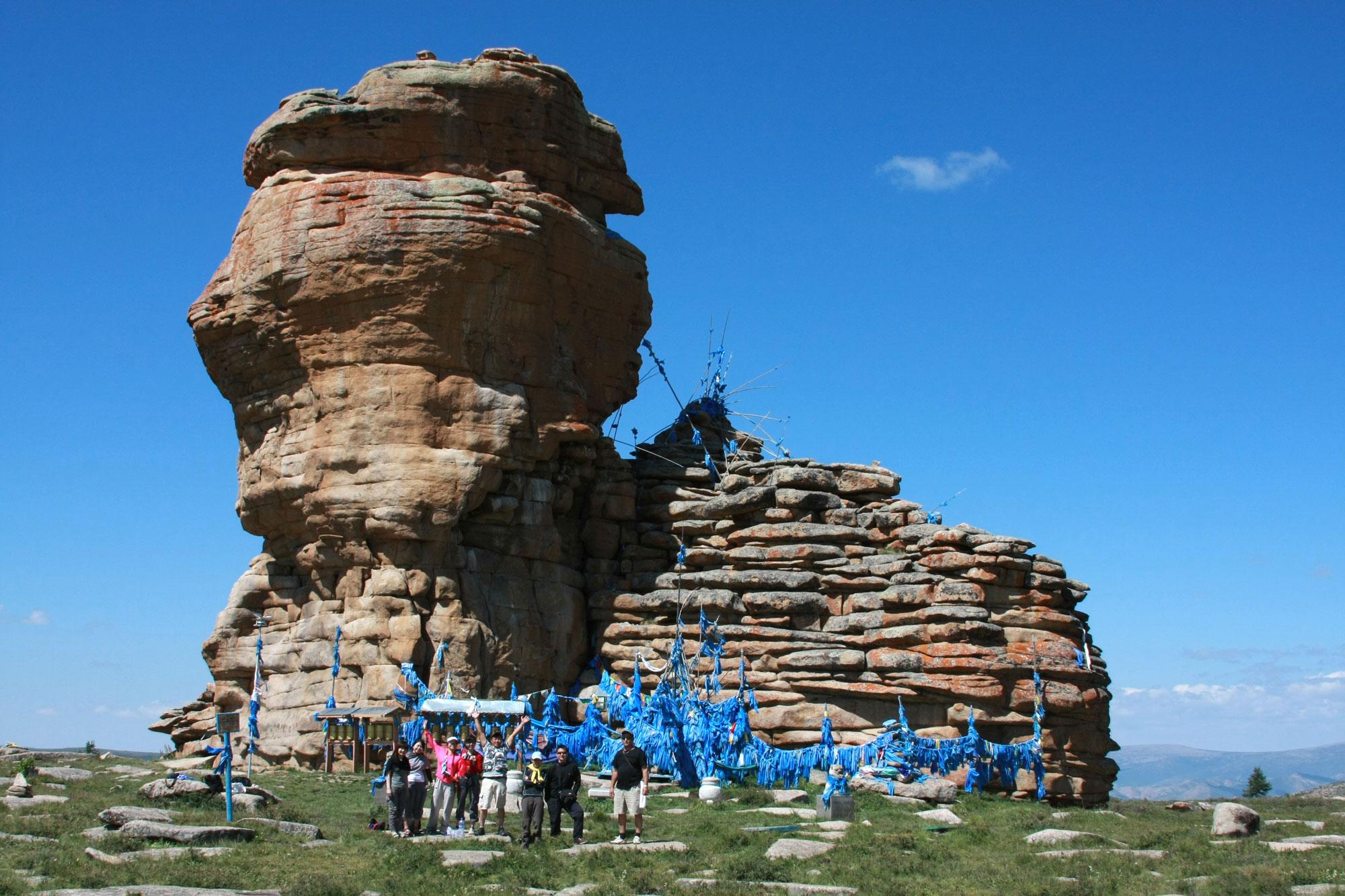 zavkhan province, Dayan Mountain