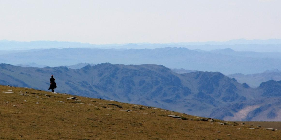 Zavkhan mountains