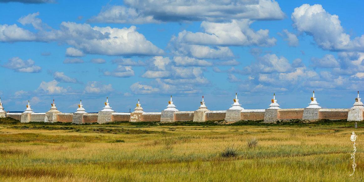 Erdenezuu Monastery in Harhorin