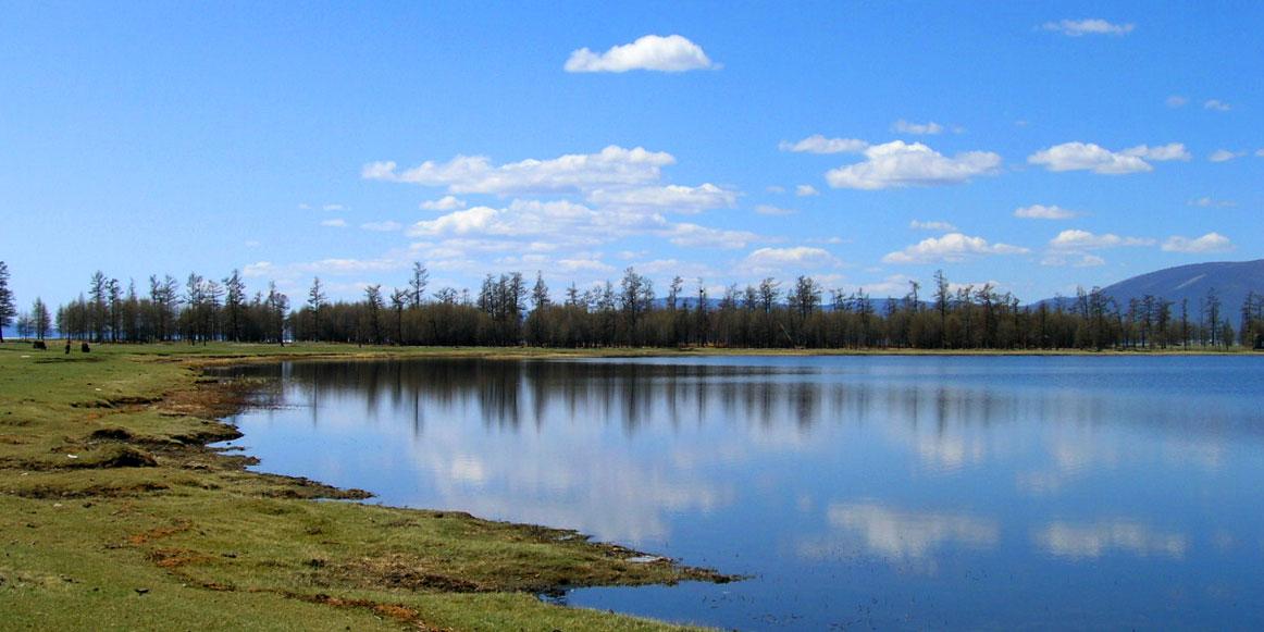 The Lake Hovsgol