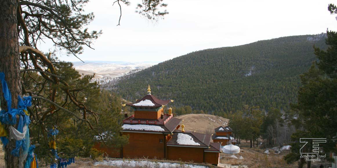 Aglag Monastery
