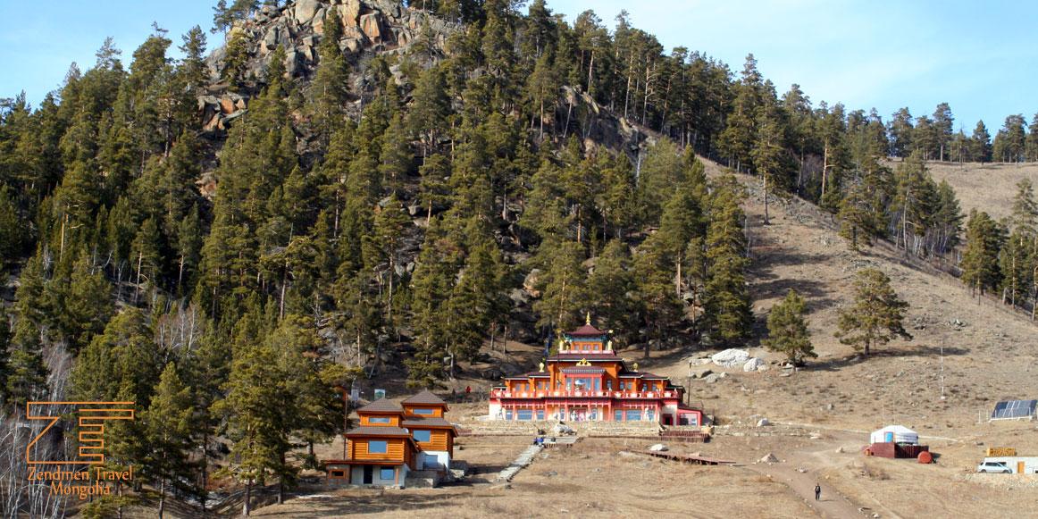 Aglal monastery