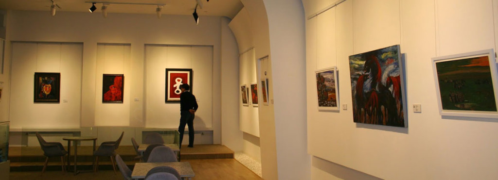 Sosai Exhibition at Lilium Gallery, 2015