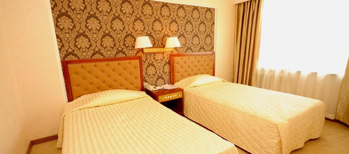 Semi Lux Bed Room Zendmen Travel Mongolia